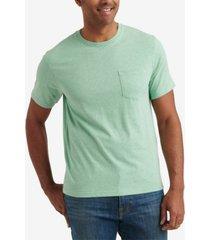lucky brand men's short sleeve sunset pocket t-shirt