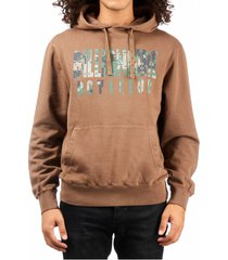 billionaire hoodie b18337 odc popover brown