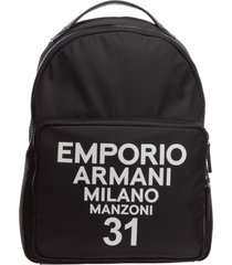 emporio armani fanny backpack