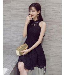 pf250 sexy strapless lace blouse  size s, m,l,xl,2xl, black