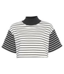 camiseta indigo - branco