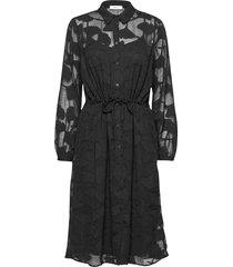 serice ls dress dresses lace dresses svart moss copenhagen