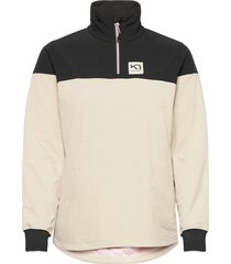 siri h/z outerwear sport jackets beige kari traa