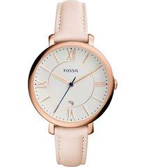 reloj fossil para mujer - jacqueline  es3988