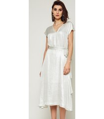 sukienka naomi silver