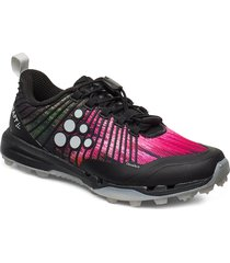ocrxctm w shoes sport shoes running shoes svart craft