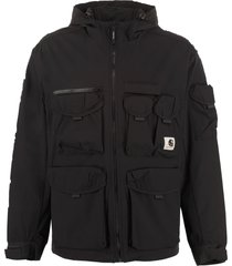 carhartt multi-pocket jacket