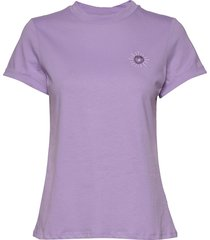 t-shirts t-shirts & tops short-sleeved lila edc by esprit