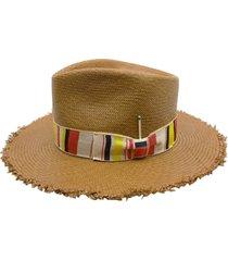 sonora desert straw fedora hat
