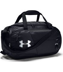 maletin under armour duffel 4.0 xs - negro