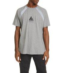 men's givenchy reflective detail t-shirt