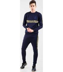 bravo jeans joggingpak heren -