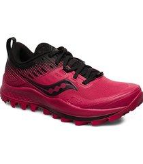peregrine 10 st shoes sport shoes running shoes röd saucony