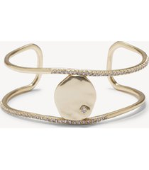 women's cuff bracelet gold one size from sole society