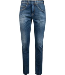 neil barrett fitted jeans
