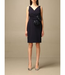 lauren ralph lauren dress lauren ralph lauren sheath dress with sequin bow