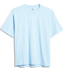 bp. solid crewneck t-shirt, size xx-large - blue
