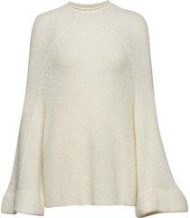 iw50 07 ritz turtleneck pullover gebreide trui crème inwear