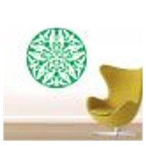 adesivo de parede mandala 16 - médio