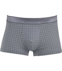 hugo boss boxershort microprint grijs