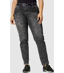 jeans angel of style dark grey