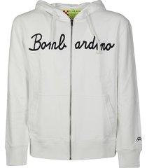 mc2 saint barth emb bombardino hoodie