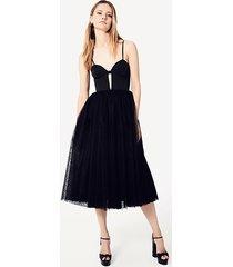 black the venice dress