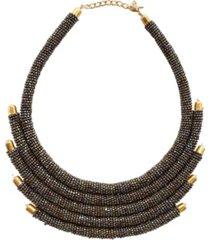 kendi amani kanyoni beaded necklace