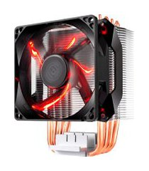 cooler para processador hyper cooler master h410r com led