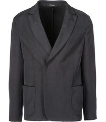 men's double breasted jacket blazer