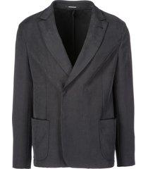 men's double breasted jacket blazer