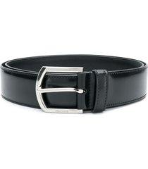church's d-ring buckle belt - black