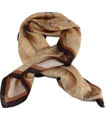 foulard alviero martini 1a classe k2990 aloe 504