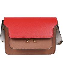 marni shoulder bag mini trunk