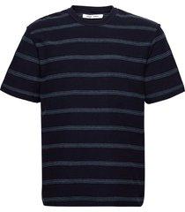 katlego t-shirt st 11600 t-shirts short-sleeved blå samsøe samsøe