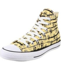 zapatilla amarilla converse chuck taylor all star pineapple