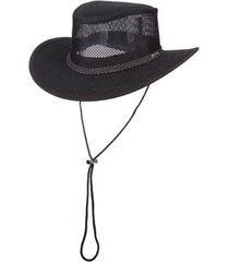 dorfman pacific men's mesh safari hat