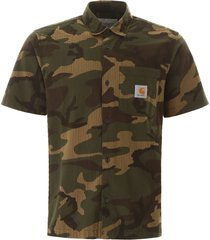 carhartt camouflage southfield shirt