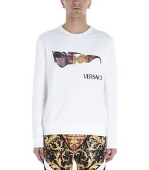 versace biggie sunglasses sweatshirt