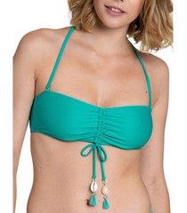bikini lisca bandeau badpak zonder beugels ibiza