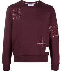 lightweight loopback crewneck sweatshirt,