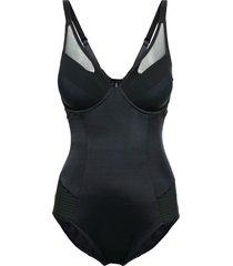 body modellante livello 2 (nero) - bpc bonprix collection - nice size
