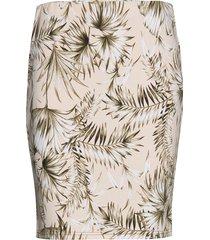 fritblaze 4 skirt kort kjol creme fransa