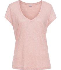 maglia in lino (rosa) - bodyflirt