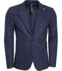 7square jacket blauw