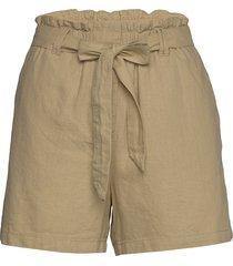 sc-ina shorts paper bag shorts beige soyaconcept