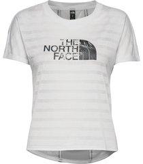 w varuna tee t-shirts & tops short-sleeved vit the north face