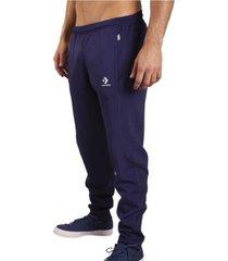 pantalón azul converse corey pants