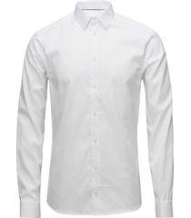 signature twill-super slim overhemd business wit eton