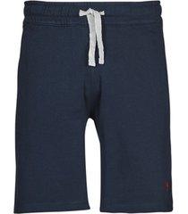 korte broek u.s polo assn. tricolor short fleece